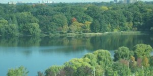 Facing High Park and Grenedier Pond